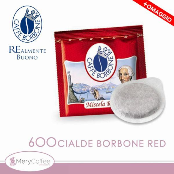 600 cialde red