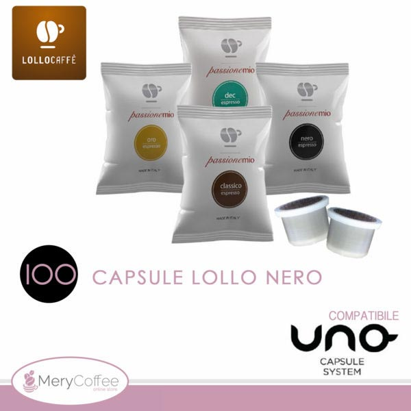 Lollo sysone nero 100