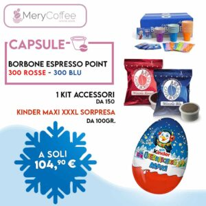 Capsule Borbone Espresso Point
